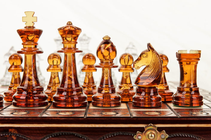 fotografia produktowa, studyjna szachów