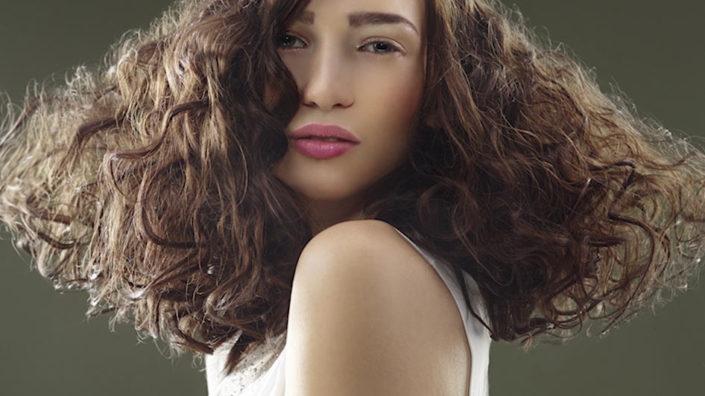 Trendy Hair Fashion film modowy